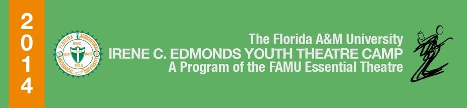Irene C. Edmonds Youth Theatre Camp - 2014