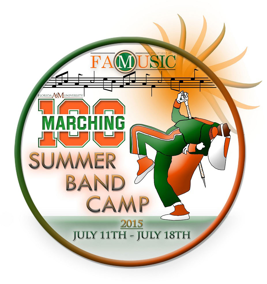 "Marching ""100"" Summer Band Camp 2015"