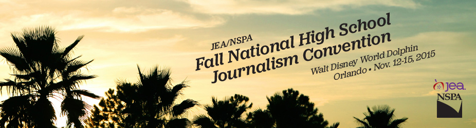 JEA/NSPA Fall National High School Journalism Convention