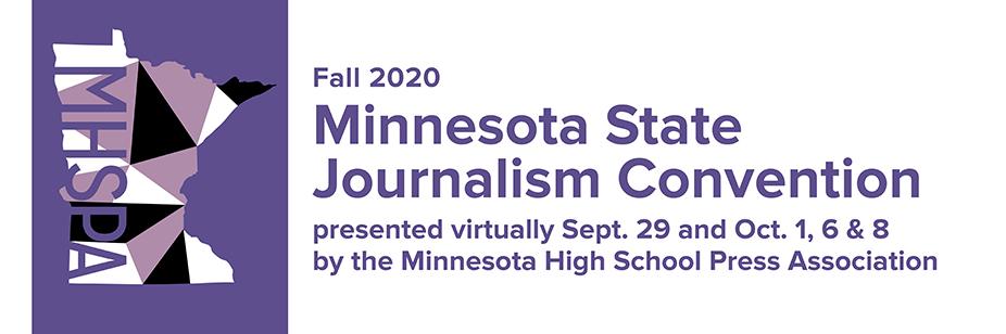 MHSPA 2020 Virtual Minnesota State Journalism Convention
