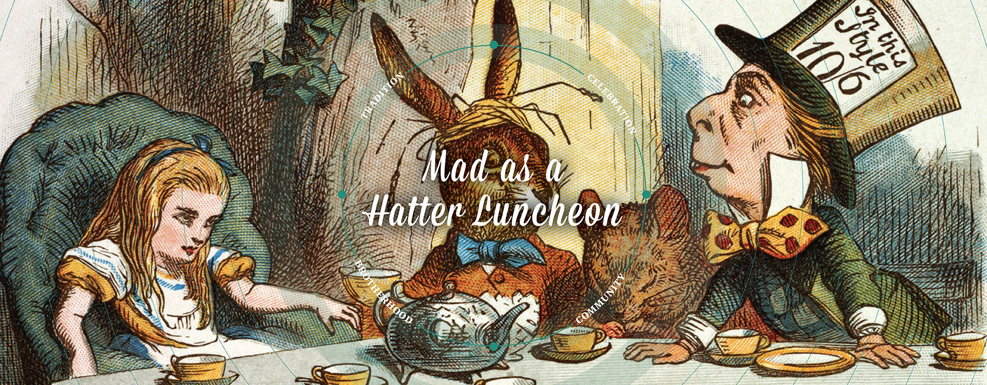 Mad as a Hatter Luncheon