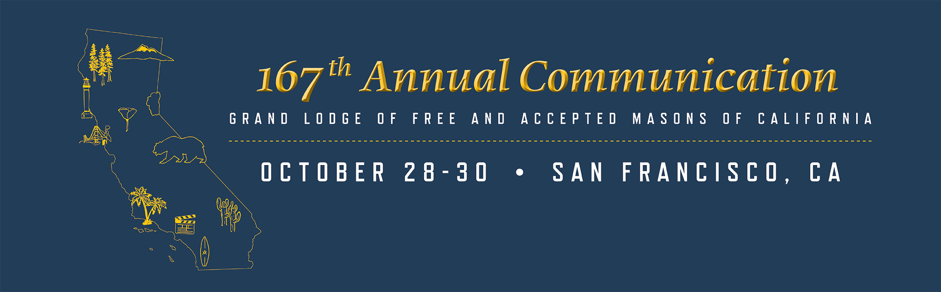 167th Annual Communication