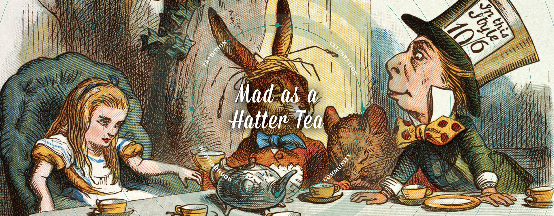 Mad as a Hatter Tea