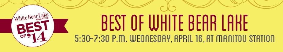 White Bear Lake Magazine 2014 Best Of Awards