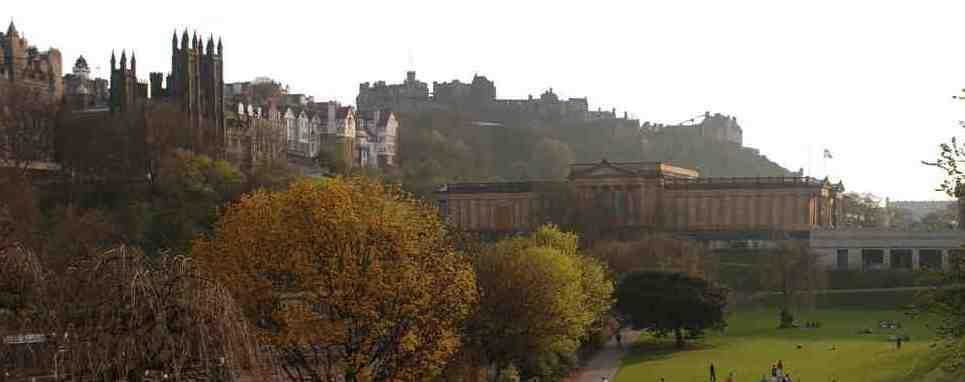 Edinburgh, Princes Street Gardens_Fotor
