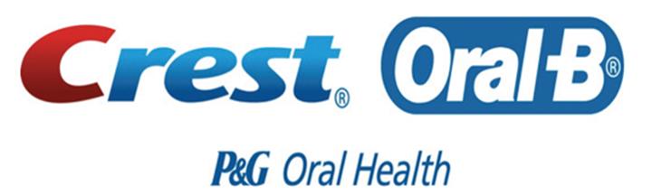 Crest OralB P&G logo
