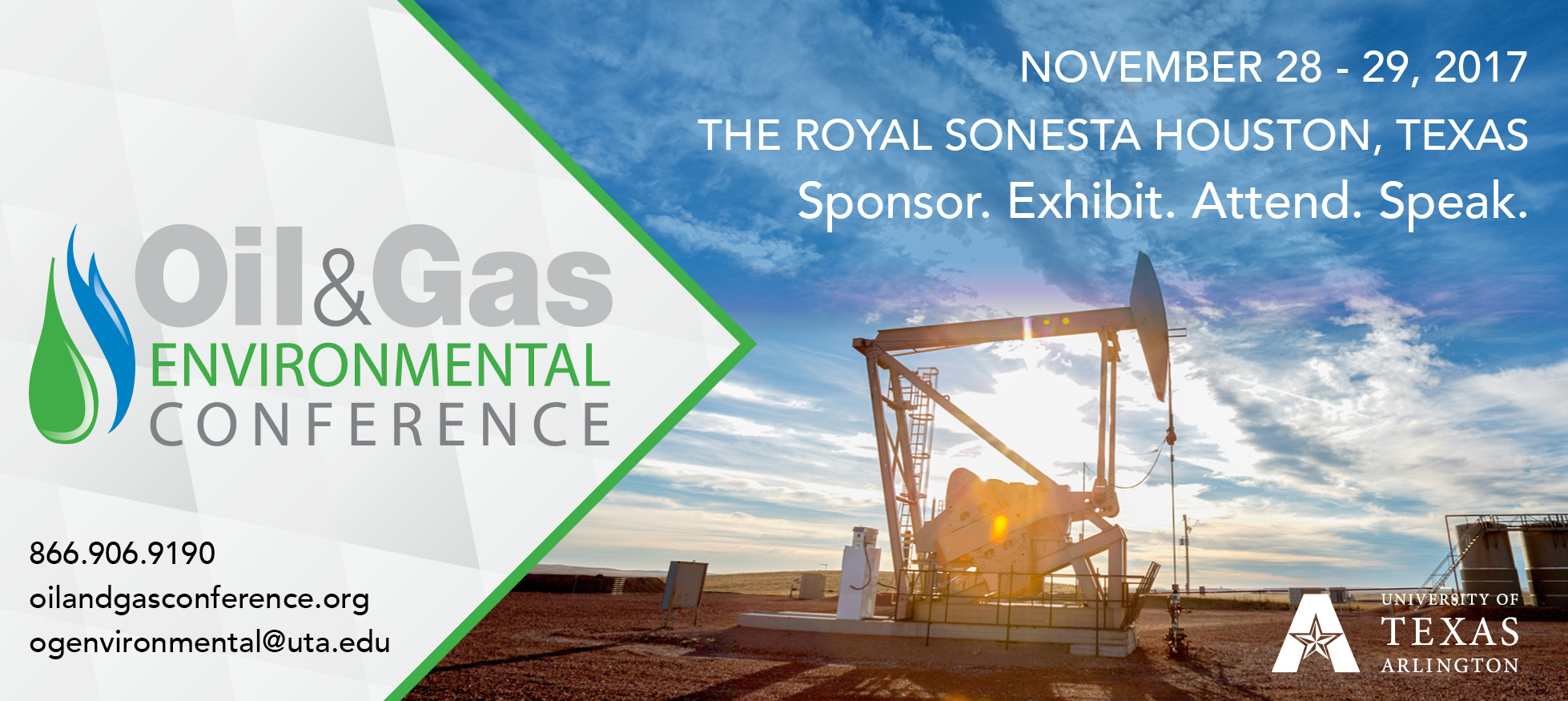 2017 Oil & Gas Environmental Conference