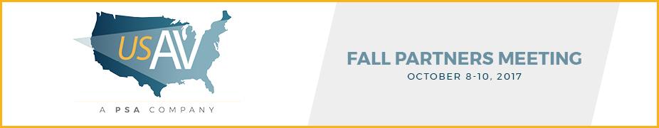USAV Fall Partners Meeting