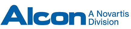 new alcon logo