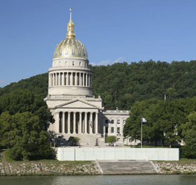 Photo of West Virginia Capitol building