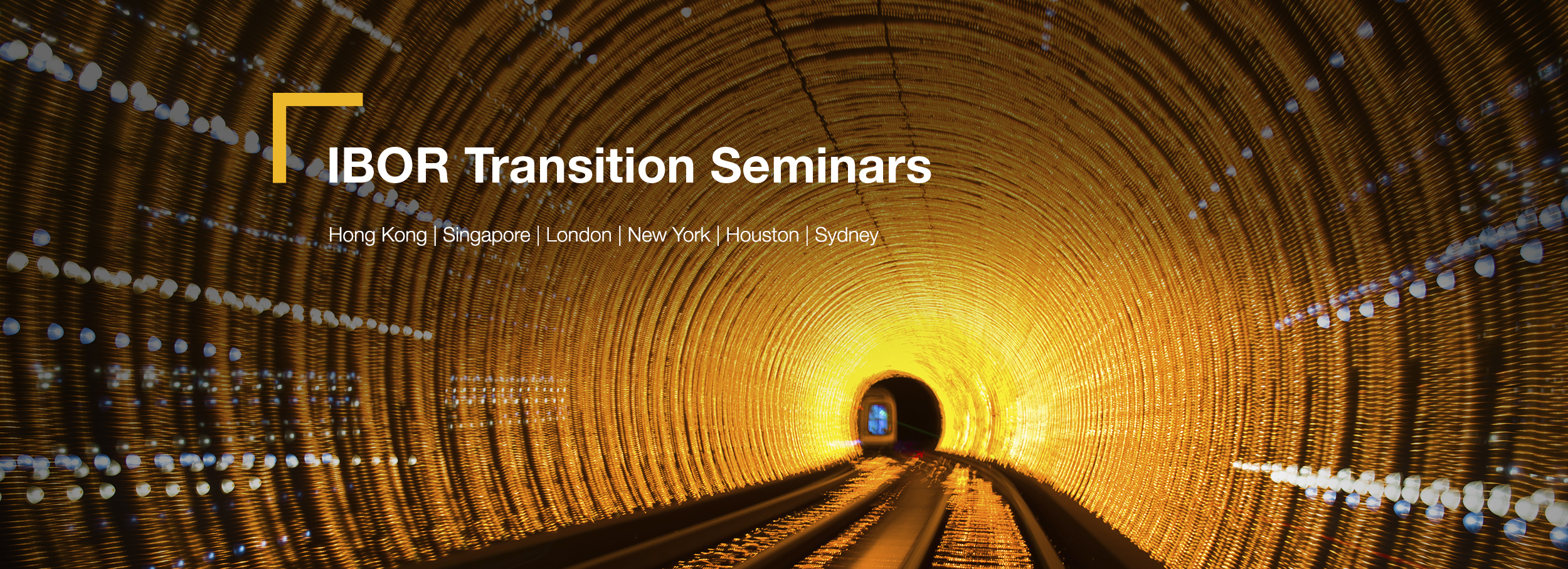 IBOR Transition Seminars
