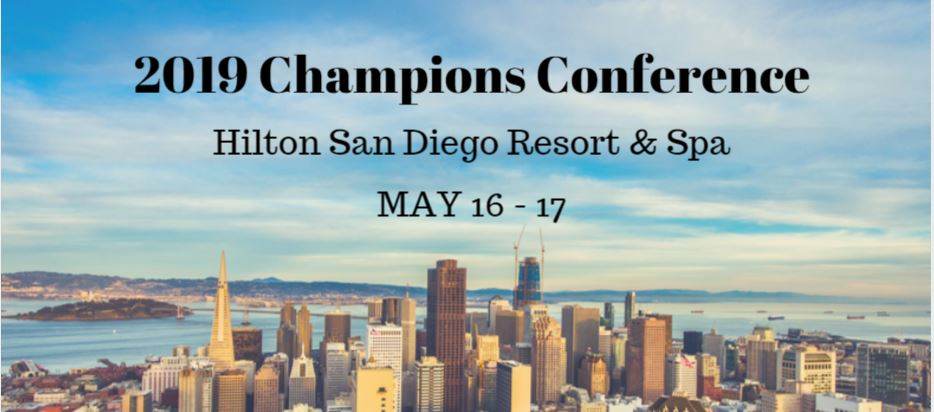 2019 Unanet Champions Conference
