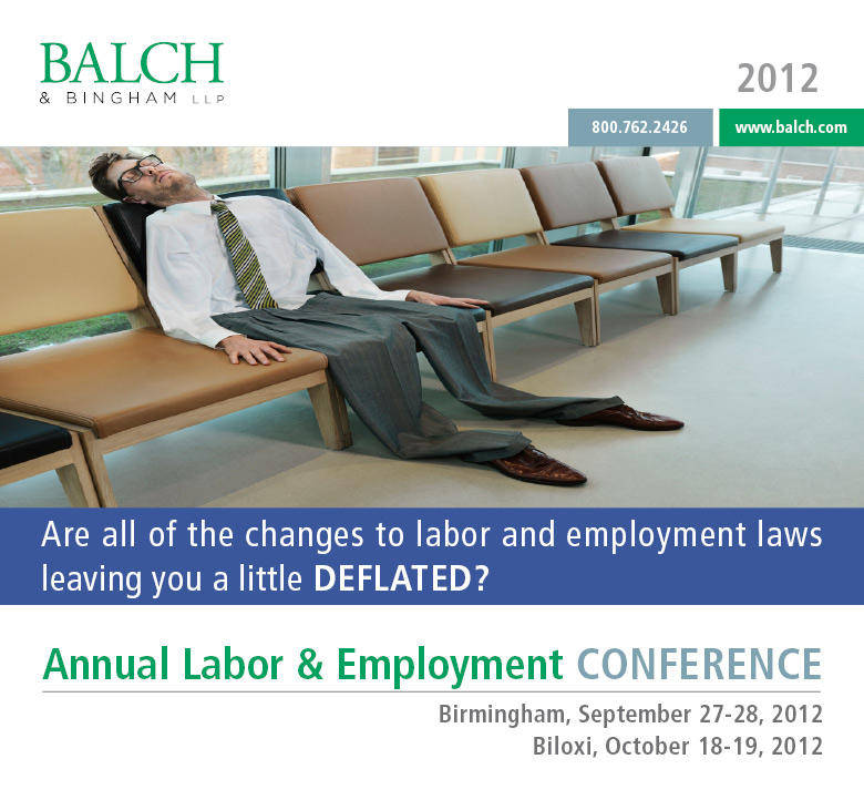 Annual Labor & Employment Conference