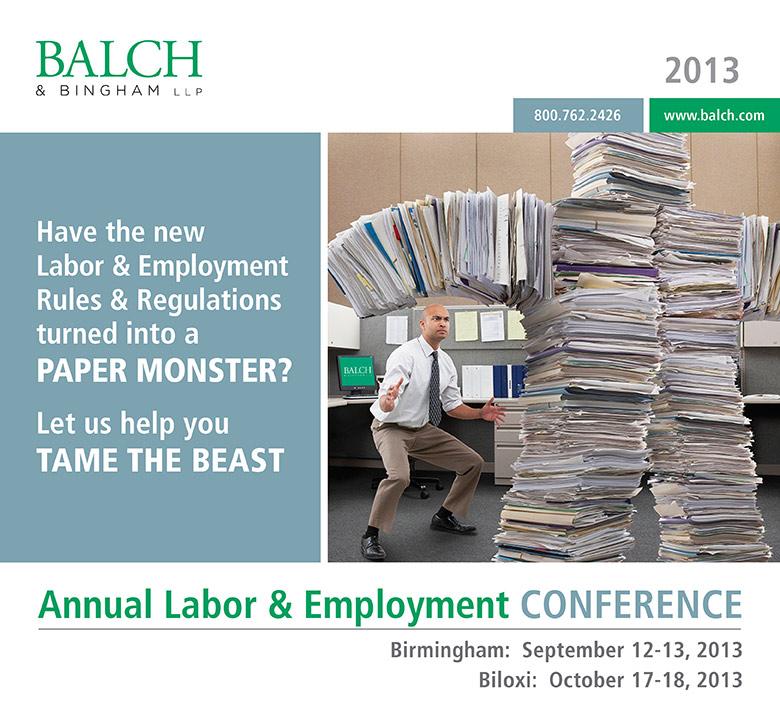 Annual Labor & Employment Conference (Biloxi)