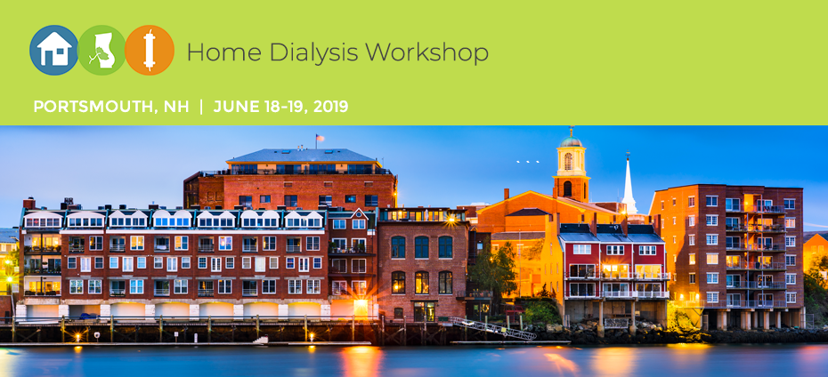 Home Dialysis Workshop- Portsmouth, NH