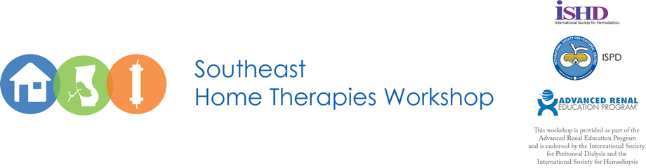 Southeast Home Therapies Workshop