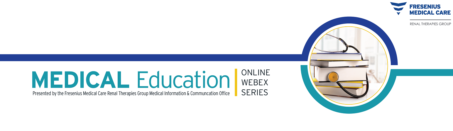 Medical Education WebEx Series
