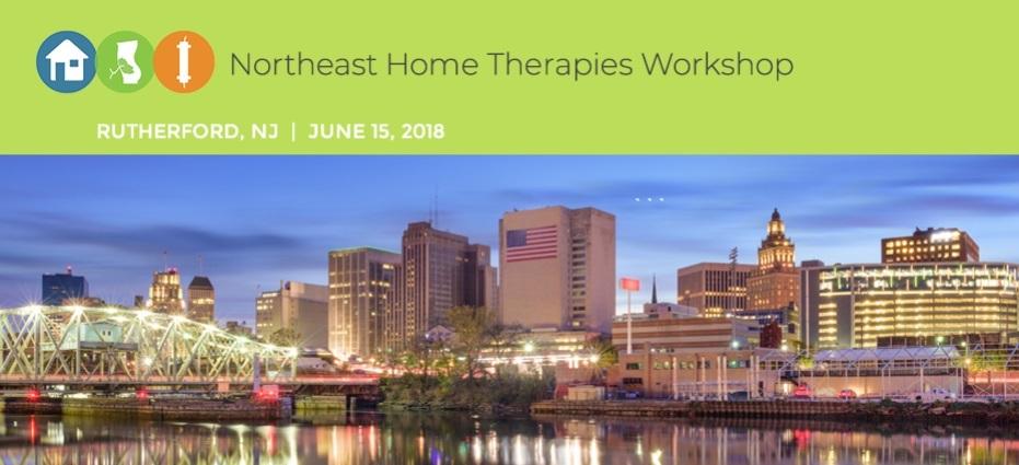 Northeast Home Therapies Workshop