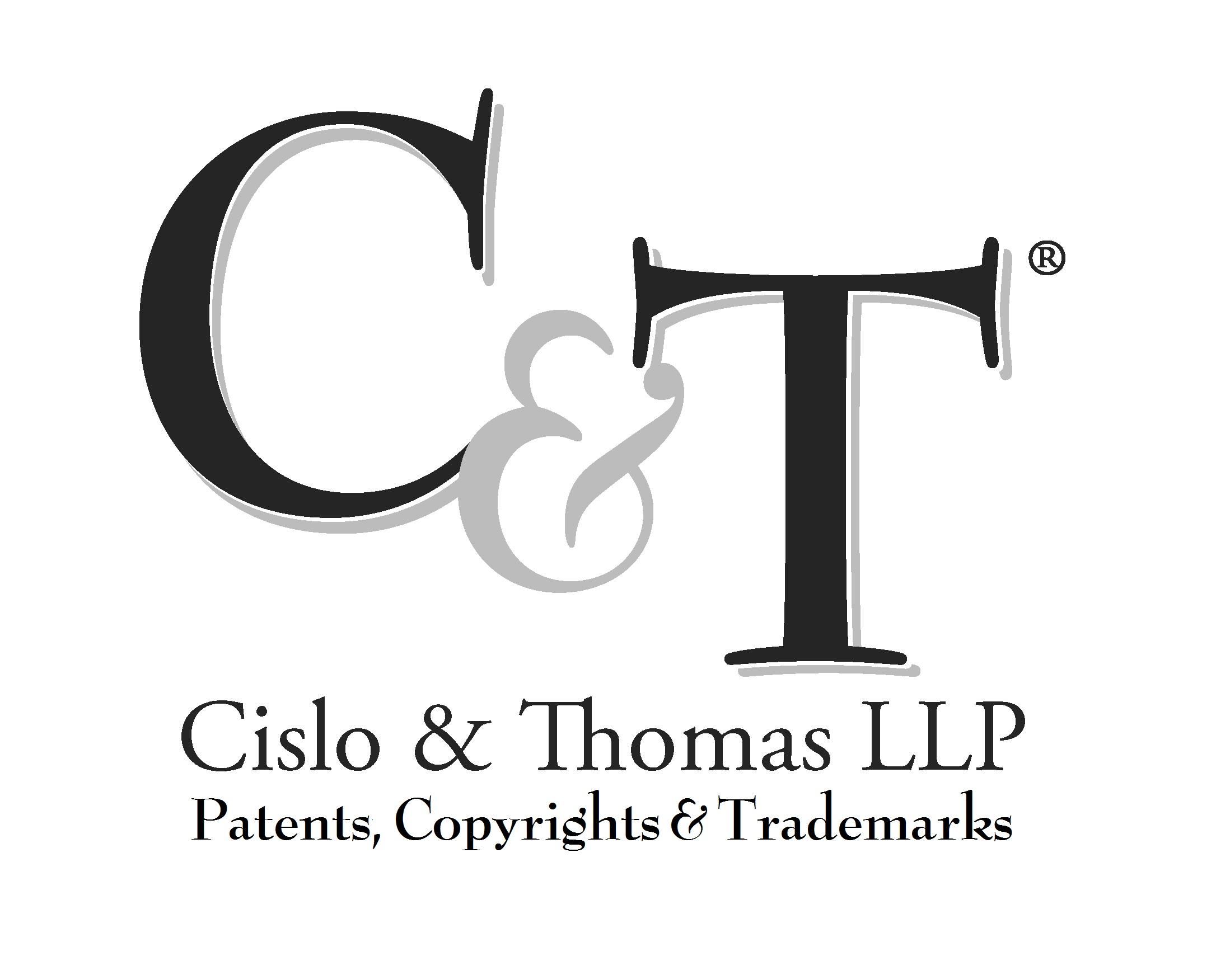 Cislo and Thomas