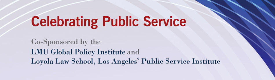 Celebrating Public Service