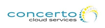 Concerto small color logo