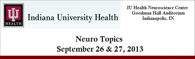 Neuro Topics Header
