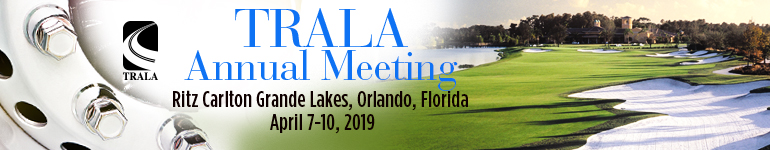 TRALA 2019 Annual Meeting