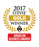 2017 Stevie Gold Winner