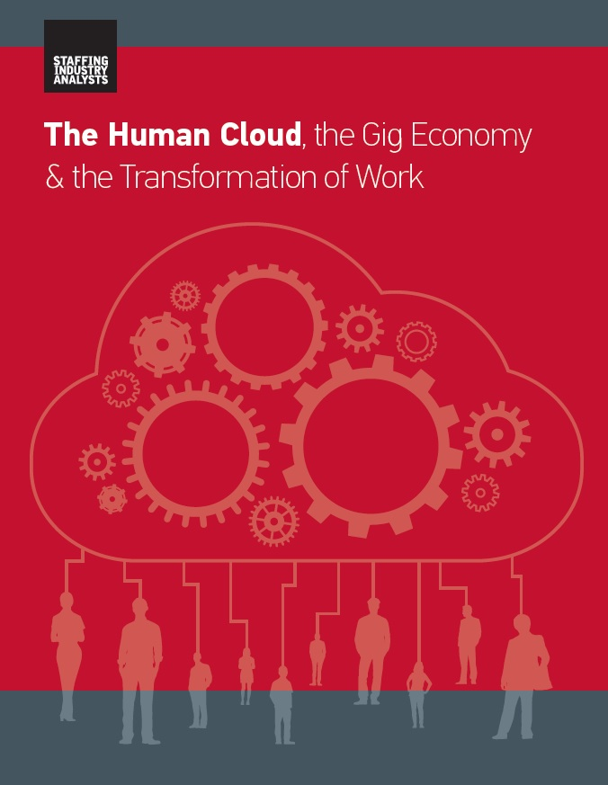 The Human Cloud, the Gig Economy & the Transformation of Work