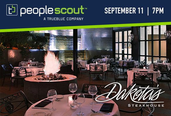 PeopleScout event at 2017 CWS Summit North America