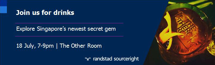 Randstad Sourceright party - 18 July 2017