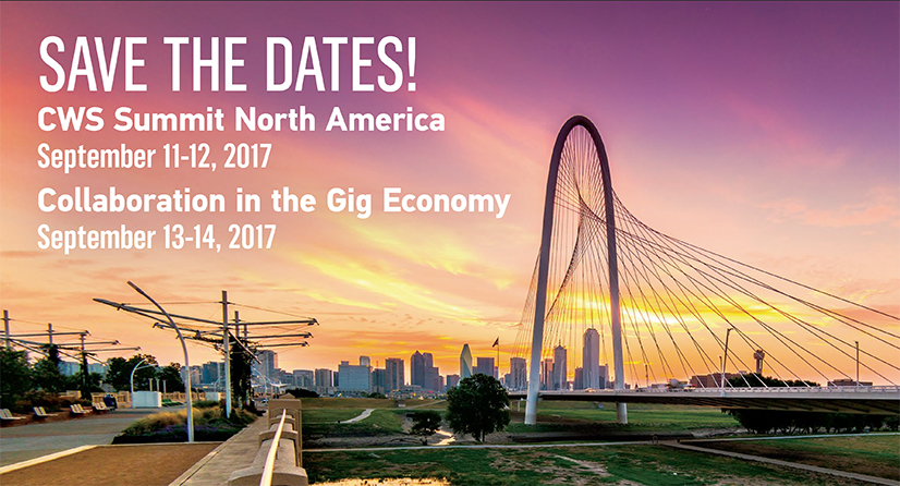 SAVE THE DATE - September 11-14, 2017