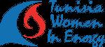 tunisia women in energy logo