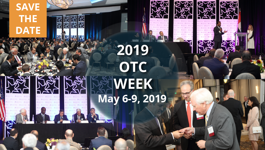 2019 January Newsletter- OTC WEEK May-25