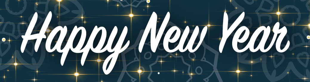 2019 January Newsletter - Greetings Happy New year