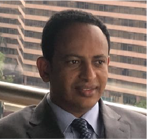 2019 Ethiopian Airlines Luncheon - His Excellency Fitsum Arega Headshot