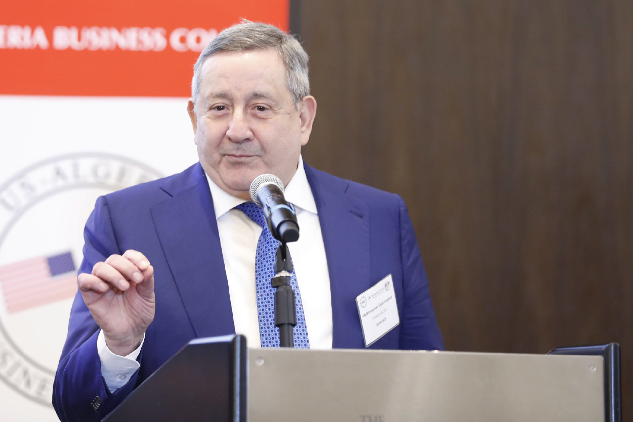 2019 March Newsletter - CEO of sonatrach 1-22