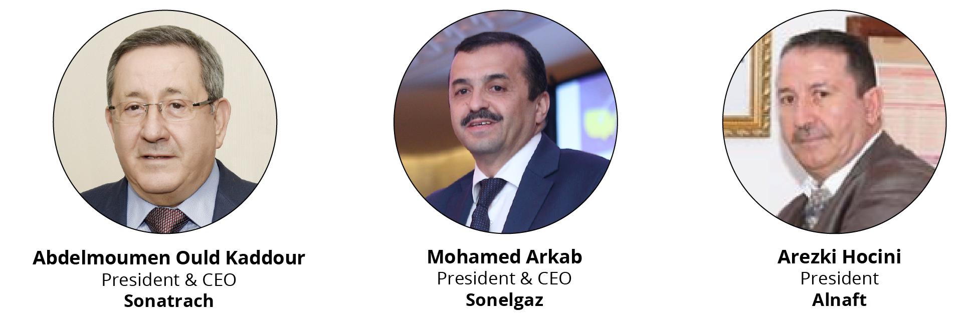 2019 January Newsletter - Algeria speakers 1-13