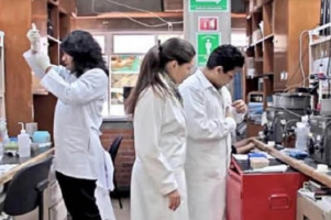 Lab in Mexico