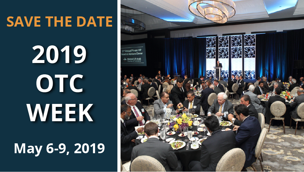 2019 February Newsletter-SAve the date 2019 OTC We