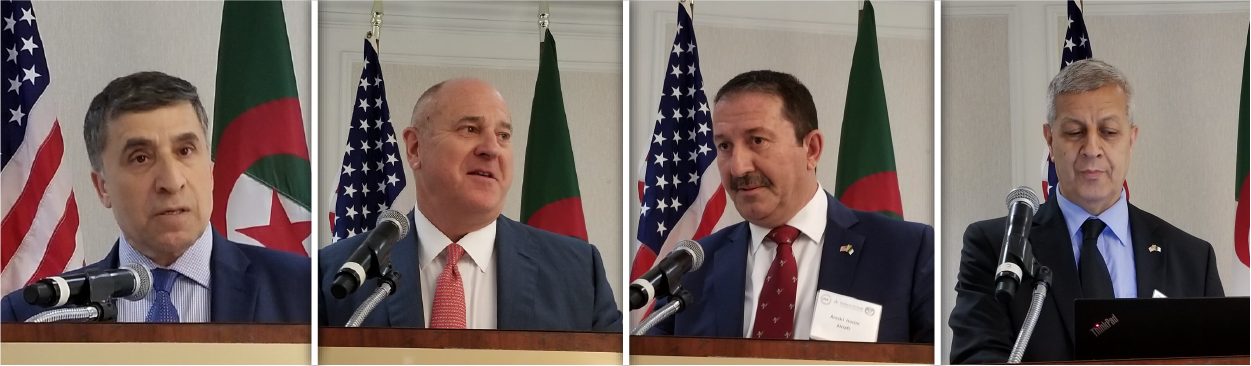 2018 May Newsletter Algeria speakers shot A -25