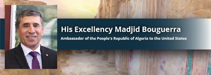 2018 April Newsletter ALGERIA HONORED SPEAKER A-20