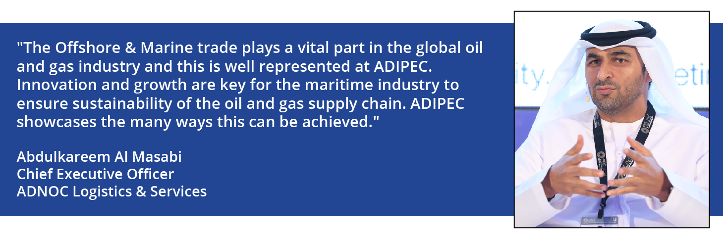 2019 July Newsletter - ADIPEC quote 2-23