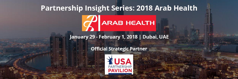 2018 January Newsletter-arab health6-07