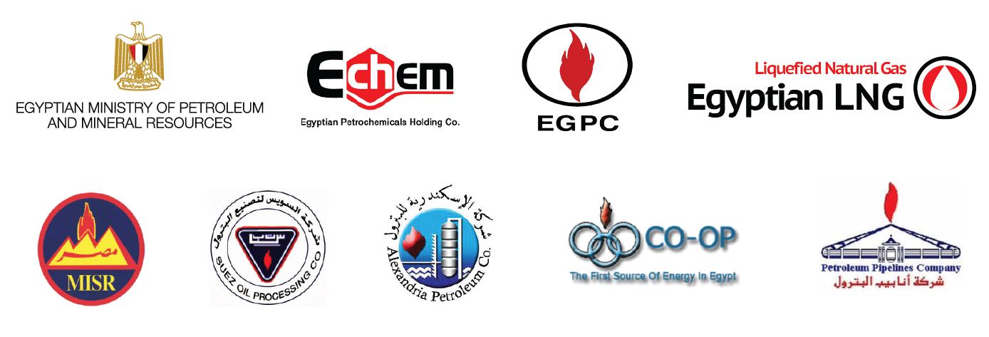 2019 Egypt Ports Development RTM organization logo