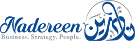 Nadereen Logo
