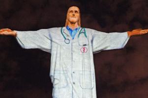 Brazil statue