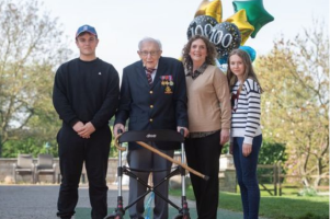 99 year old captain tom