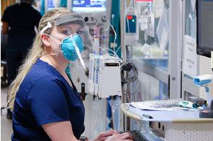 Nurses during COVID-19 outbreak