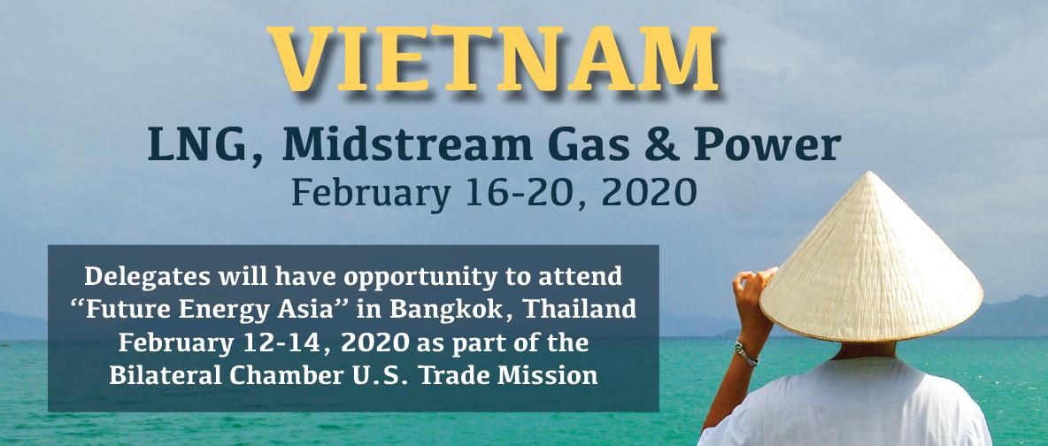 Flyer Design - Vietnam Trade Mission